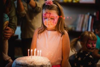 Pierwsze kreatywne urodzinki w Domowych Warsztatach