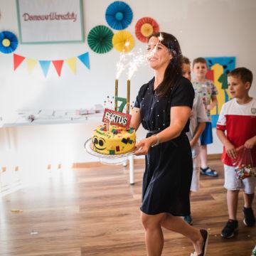 Kreatywne urodziny Bartusia- Lego Party