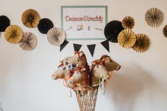 Kreatywne urodzinki w klimacie rodeo