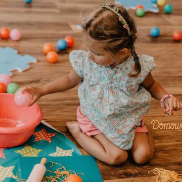 """""""Gratka dla dwulatka"""" – nowe warsztaty sesnoplastyczne dla najmłodszych w Domowych Warsztatach"""